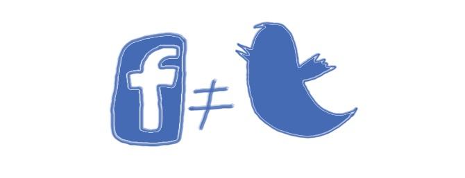 Taller Facebook y Twitter