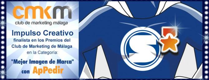 Banner finalista Club de Marketing 2013