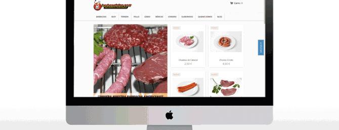 Barbacoistas: Carnes para barbacoas