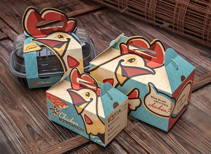 Packaging Caja de Huevos