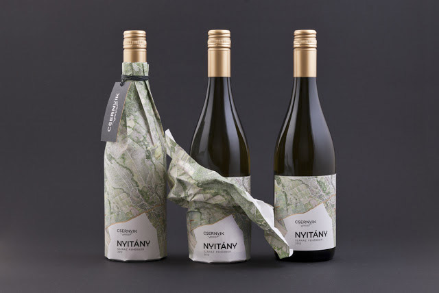 Packaging Vino CSERNYK