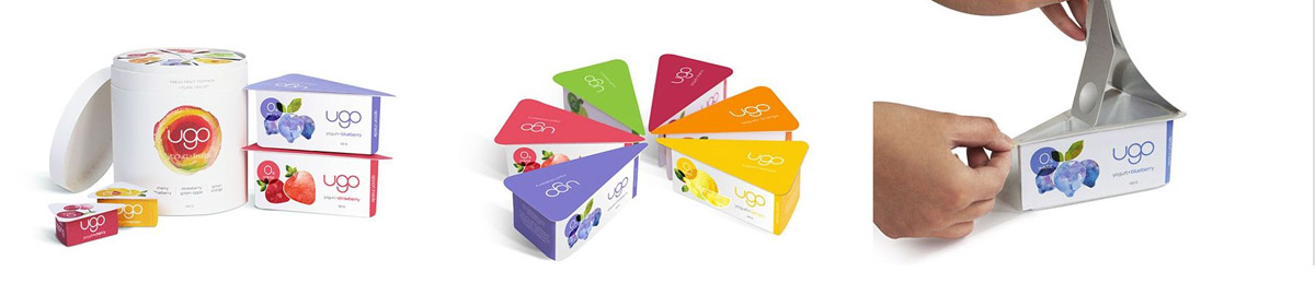 Packaging Yogur Ugo