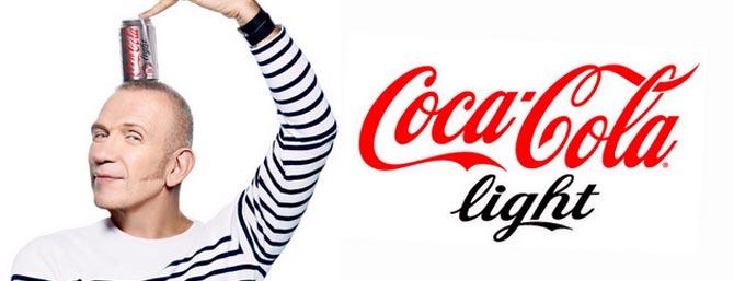 coca cola light siempre a la moda