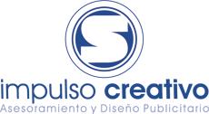 Logotipo Impulso Creativo Publicidad
